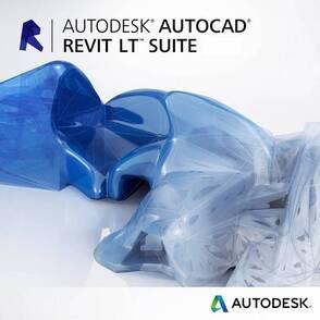 Autodesk AutoCAD Revit LT Suite (продление электронной версии), локальная лицензия на 2 года