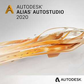Autodesk Alias AutoStudio (продление электронной версии), локальная лицензия на 3 года, 966H1-004527-T228
