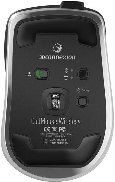 3D манипулятор 3DCONNEXION CadMouse Compact Wireless 3DX-700082