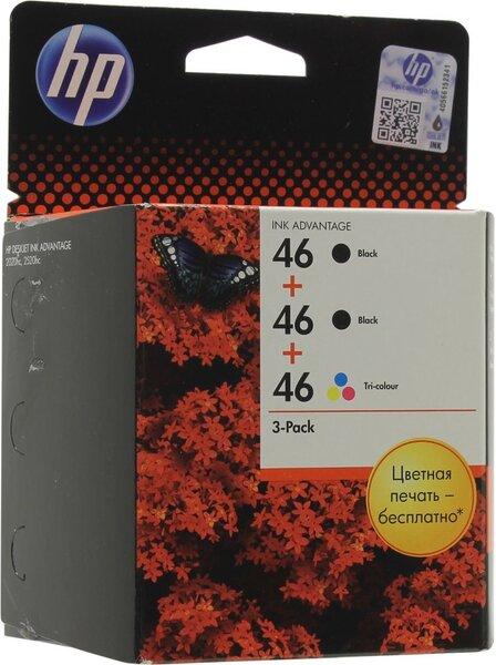 Комплект картриджей черный HP Inc. F6T40AE, F6T40AE