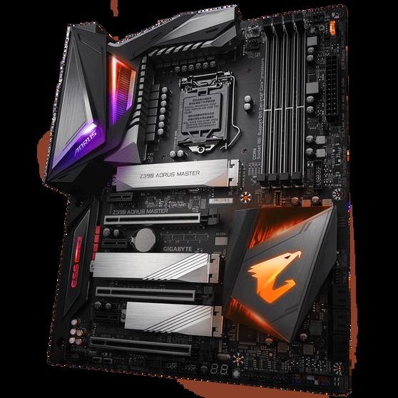 Материнская плата Gigabyte LGA1151 Intel Z390 Z390 AORUS MASTER