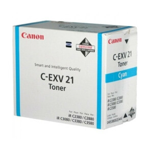 Фотобарабан голубой Canon C-EXV21, 0457B002BA  000