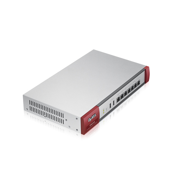Zyxel Межсетевой экран USG210 с набором подписок на 1 год (AS,AV,CF,IDP), Rack, 2xWAN GE, 4xLAN/DMZ GE, 1xOPT GE, 2xUSB3.0, AP Controller (2/34)