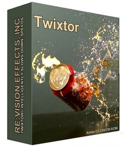 RE:Vision Effects, Inc. Twixtor v7 (лицензия Render), Render-only Pro