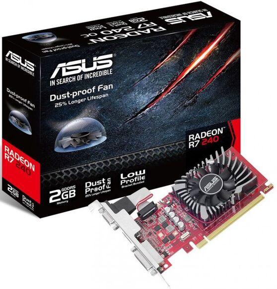 Видеокарта ASUS Radeon R7 240 2 ΓБ Retail