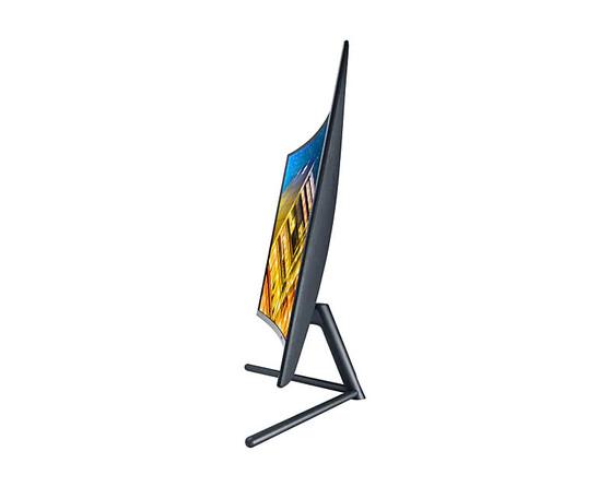 Монитор Samsung U_R590CWI 31.5'' серый
