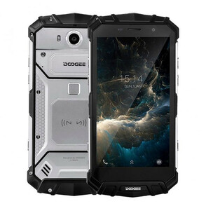 Смартфон Doogee   S60 LITE 32 ГБ серебристый