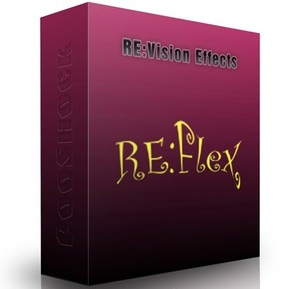 RE:Vision Effects, Inc. RE:Flex v5 (лицензия GUI), Floating GUI, RFLX5F