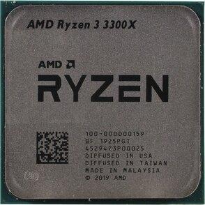 Процессор AMD Ryzen 3 3300X OEM