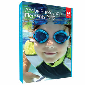 Adobe Systems Adobe Photoshop Elements (лицензии для академических организаций), версия 2019 Multiple Platforms International English AOO License 1 User  TLP Level