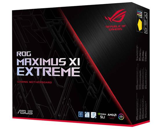 Материнская плата ASUS Intel Z390 ROG MAXIMUS XI EXTREME