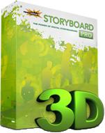 Toon Boom Storyboard Pro 3D