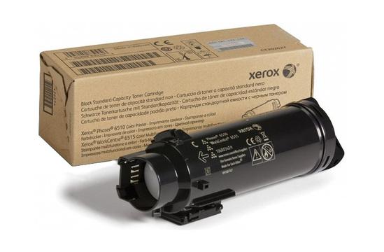 Phaser 6510/WorkCentre 6515, черный тонер-картридж стандартной емкости