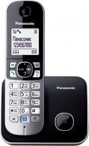 Радиотелефон Panasonic TG6811, 1 трубка , автоответчик