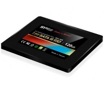 Внутренние SSD Silicon Power Slim S55 120GB