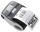 Мобильный принтер (термо, 203dpi) TSC ALPHA 3RB Bluetooth (99-048A062-00LF)