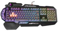 Клавиатура A4tech Bloody B314, цвет черный