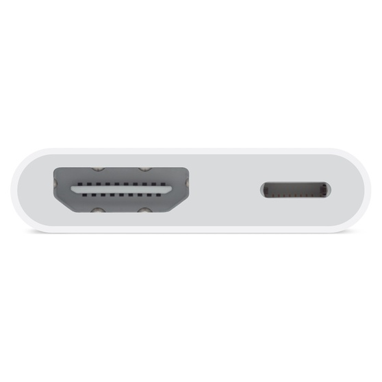 APPLE Adapter Lightning to Digital AV