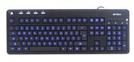 Клавиатура A4tech KD-126-1, цвет черный