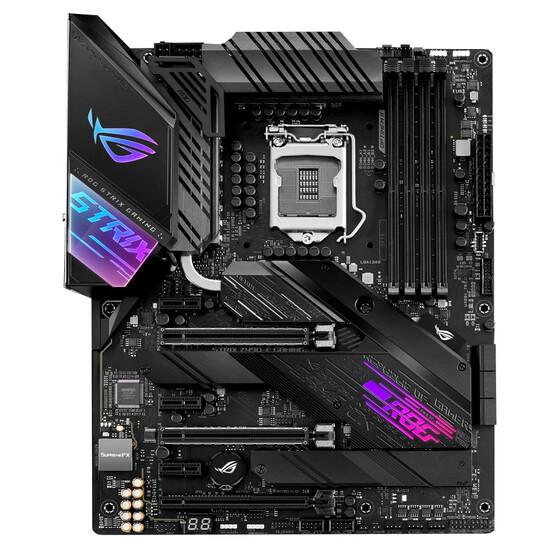 Материнская плата ASUS Intel Z490 ROG STRIX Z490-E GAMING