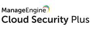 Zoho ManageEngine Cloud Security Plus.