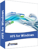 Paragon HFS+ for Windows