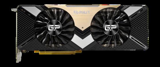 Видеокарта Palit GeForce RTX 2080 Ti 11 ΓБ Retail
