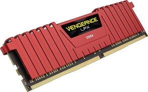 Оперативная память Corsair Venegance LPX DDR4 2400МГц 8GB, CMK8GX4M1A2400C16R