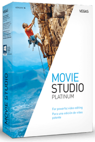 Magix VEGAS Movie Studio 14 Platinum