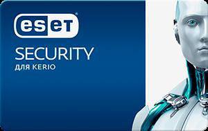 ESET Security для Kerio (лицензия на 1 год), 15 users, NOD32-ESK-NS-1-15