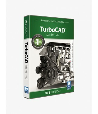 IMSI/Design TurboCAD Mac Pro