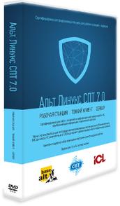 BaseALT Альт Линукс СПТ 7 0 Сервер (техподдержка лицензии с сертификатом ФСТЭК на 1 год), Тип установки Виртуальная. Расширенная поддержка
