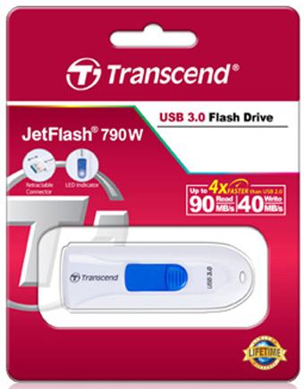 Флешка TRANSCEND Jetflash 790 32Gb