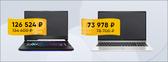 Специальное предложение на ноутбуки HP, ASUS и DELL