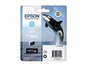 Картридж светло-голубой Epson C13T76054010