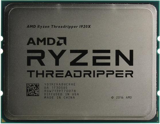 Процессор AMD Ryzen Threadripper 1920X BOX