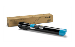 Phaser 7500, голубой тонер-картридж повышенной емкости