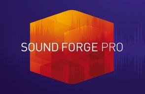 MAGIX SOUND FORGE Professional 13