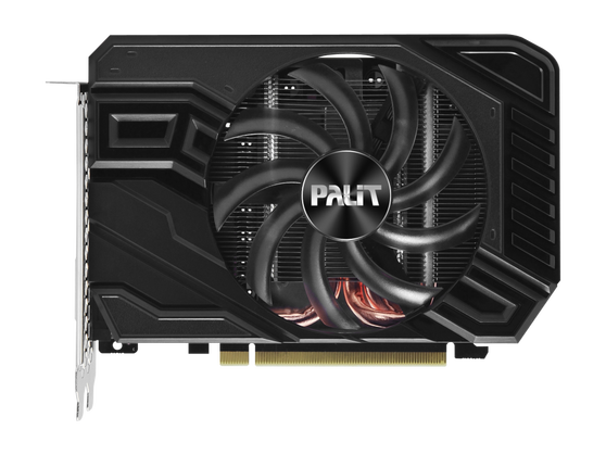 Видеокарта Palit GeForce RTX 2060 6 ΓБ Retail
