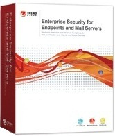 Trend Micro, Inc. Trend Micro Enterprise Security for Endpoints and Mail Servers (Crossgrade to License for 1 Year from Similar Third-Party Products)