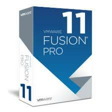 VMware Fusion 11 Pro (for the Mac)