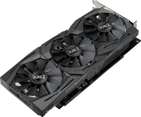 Видеокарта ASUS Radeon RX 580 8 ΓБ Retail