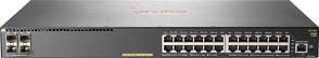 Коммутатор Hewlett Packard Enterprise 2930F 24G PoE+ 4SFP+