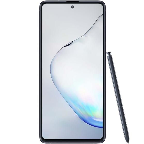 Смартфон Samsung Galaxy Note 10 Lite SM-N770F 128 ГБ черный