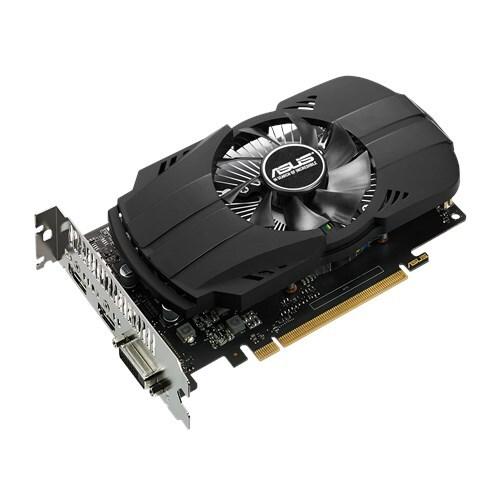 Видеокарта ASUS GeForce GTX 1050Ti 4 ΓБ Retail