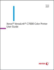 Document kit Xerox  VersaLink C7000, C7000EUD