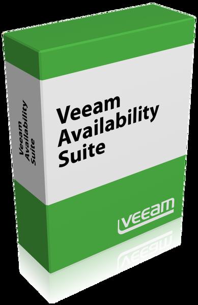 Veeam Availability Suite (подписка на академическую лицензию Universal, включает характеристики Enterprise Plus + техподдержка), на 2 года, E-VASVUL-0I-SU2YP-00