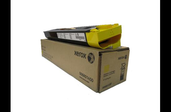 Фото товара WorkCentre 7655/7665/7675, тонер-картридж желтый