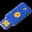 Ключ безопасности YubiKey ФИДО  U2F NFC /   Security  Key NFC