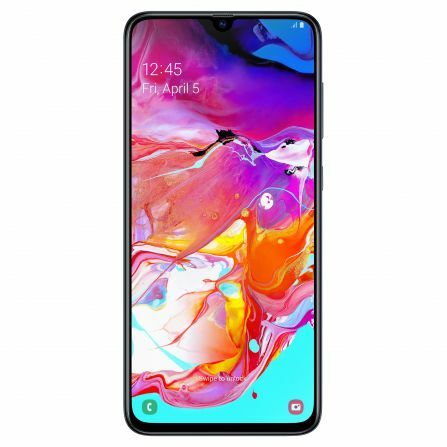 Смартфон Samsung Galaxy A70 (2019) SM-A705F 128 ГБ черный